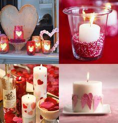 O Valentine's Day é comemorado em diversos lugares do mundo, e pode se tornar motivo para redecorar. Clique na imagem e confira as dicas!