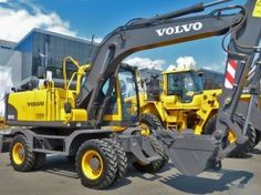 Volvo Ew145b Wheeled Excavator Service Repair Manual, This Guidebook consists of info and also data to this model. has specs, representations, as well as actual real picture pictures, and systems, which offer you comprehensive detailed procedures ...