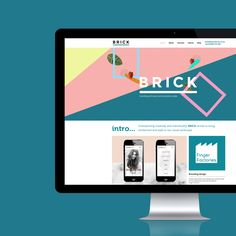 Our BRICK website is now live!! get inspired and come get creative with us!