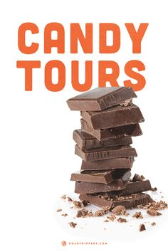 Tour some sweet treat candy companies!
