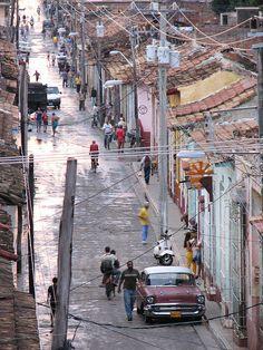 Trinidad, Cuba by headlessmonk, via Flickr