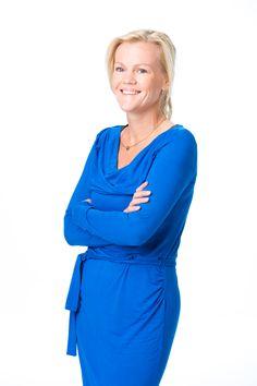 Monica van Garderen - Relatiebeheerder bedrijven