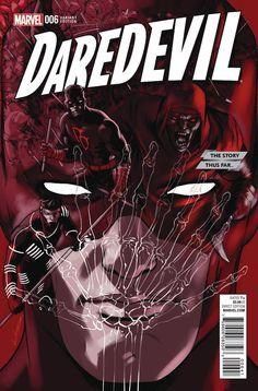 Pendant que la série de Netflix enchaîne les hommages à Frank Miller ou Garth Ennis, les aventures papier de Daredevil ont pris une nouvelle tournure avec l'arrivée de Charles Soule. Le scénariste débute, avec ce sixième numéro, un nouvel arc pour M....