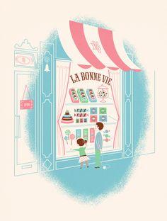 La Bonne Vie shop