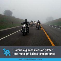 Já é inverno e as baixas temperaturas estão rigorosas em diversas regiões do Brasil. Acesse nossa matéria e veja como se proteger do frio ao pilotar sua moto: https://www.consorciodemotos.com.br/noticias/dicas-para-pilotar-sua-moto-no-inverno?idcampanha=288&utm_source=Pinterest&utm_medium=Perfil&utm_campaign=redessociais