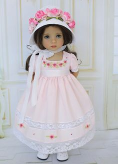 PinkPrimrose (3) | Doll Heirloom Designs | Flickr