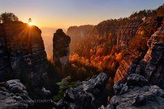 Golden hour on the magic place... by Klasounek. Please Like http://fb.me/go4photos and Follow @go4fotos Thank You. :-)