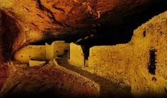 Gila Cliff Dwellings National Monument (New Mexico) | 26 Stunning Destinations You Can Drive To