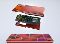 All about DO-RA module with radiation sensor for Project Ara smartphone #ProjectAra #Phonebloks #ModularPhone #Smartphone #Radiation