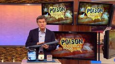 Activist Mike Adams is ready to lead a health revolution. Dr. Oz and Mike Adams reveal the truth about the ingredients in the foods you're putting in your body. Find out which poisonous chemicals he has found in everyday foods.