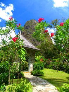 St Lucia - Arc En Ciel villas