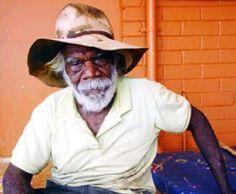 Shorty Jangala Robertson, aboriginal artist