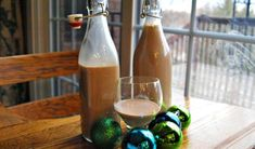 Only a blender and six ingredients are needed to create holiday cheer with this perfect homemade gift.