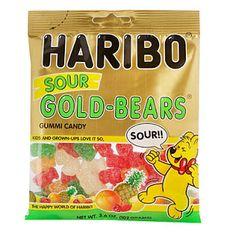 #Coupon ~ Save $0.30/1 Haribo Sour Gummy Bears