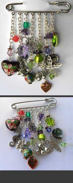 kilt pin jewelry - Google Search