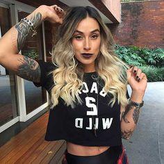 Um dos #cabelos de #celebridade mais desejados é o da #danibolina! Clique na imagem para saber mais! #salaovirtual