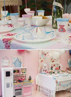 Vintage Paper Doll Party {1950s Inspired} # 4
