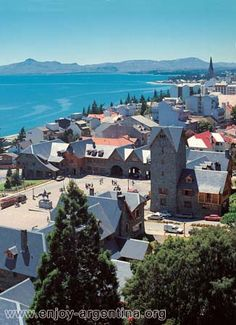 San Carlos de Bariloche,  known as Bariloche, is a city in the province of Río Negro, Argentina, situated in the foothills of the Andes