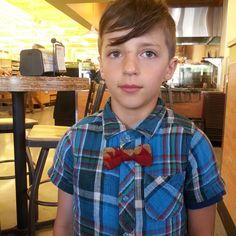 Black Wagon (@blackwagon) | He is his own stylist. Love his placement choice for his bow tie!♥♥♥ #blackwagonkids #radkids #bitzkids #campwolf #pdxkids #kidsfashion #fashionkids #inspire | Intagme - The Best Instagram Widget