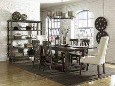 Magnussen Home - Rectangular Dining Table - D2471-20