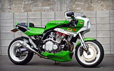 Kawasaki Z1改 1197r