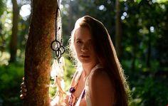 НАСТЯ джунгли. Бохо, ловец снов, стилизаванная съемка на Самуи