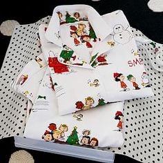 Featuring iconic artwork from Charles Schultz, these cozy flannel pajamas add fun to winter nights at home and away at slumber parties. These pajamas are STANDARD 100 by OEKO-TEX® certified so you can rest easy knowing your sleepwear is fr Cozy Pajamas, Flannel Pajamas, Pyjamas, Satin Pyjama Set, Pajama Set, Pajama Party, Button Up Pajamas, Pajamas For Teens, Pijamas Women