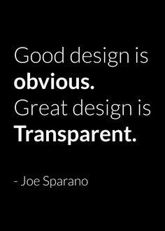 Minimal Style Design