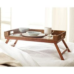 Wisteria - Accessories - Shop by Category - Tabletop - Breakfast In Bed Tray - $79.00