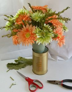 DIY Cemetery Flowers 2019 How To Make Your Own Cemetery Flower Arrangements. DIY Cemetery Flowers Easy Tutorial anyone can do. The post DIY Cemetery Flowers 2019 appeared first on Floral Decor.