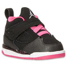 The Girls' Toddler Jordan Flight 45 High Max Basketball Shoes have ths Baby Jordans, Baby Family, Maternity Pictures, Baby Boy Outfits, Basketball Shoes, Toddler Girl, High Tops, Athletic Shoes, High Top Sneakers
