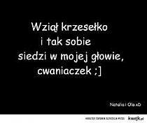 Stylowi.pl - Odkrywaj, kolekcjonuj, kupuj Polish Sayings, Motto, Sad, Cards Against Humanity, Journal, Love, Quotes, Projects, Quotations