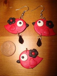 pate fimo on fimo polymer clay and animaux