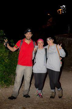 Noite animada pelos trilhos da Serra de de Sintra, na companhia da Decathlon de Sintra e dos Trilhos Nocturnos ;)