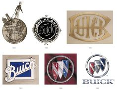 Buick through the years!