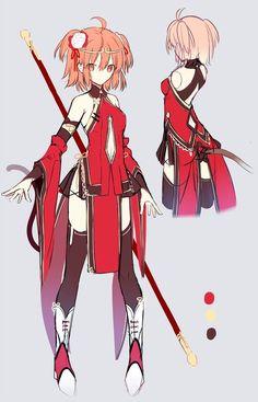 on Anime GirlAnime Girl Female Character Design, Character Design References, Character Design Inspiration, Character Concept, Character Art, Character Creation, Decor Inspiration, Concept Art, Girls Characters