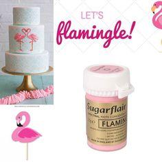 Let's flamingle!! New paste colour!! Flamingo Pink #sugarpaste #pastecolours #sugarflair #sugarcraft #pink #flamingopink #onlineshopping #nowinstore #shopnow @sprinklessparkles.cy  http://ift.tt/1QSrUVO