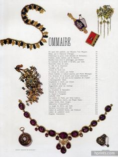 Dusausoy (Old Jewels) 1948