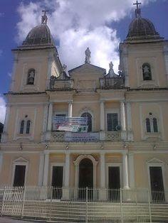 Catedral Nossa Senhora da Conceição - Nazaré da Mata/PE.