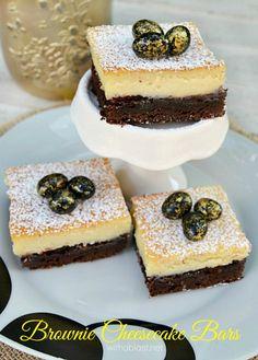 Brownie Cheesecake B