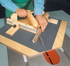 Miter Sled for table saw:                                                                                                                                                                                 More