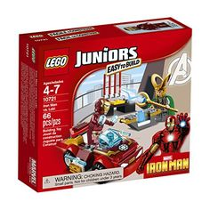 LEGO Juniors Iron Man vs Loki 10721 >>> Want to know more, click on the image.Note:It is affiliate link to Amazon.