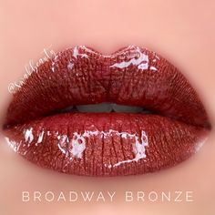 City That Never Sleeps, Liquid Lipstick, Good Skin, Lip Colors, Lashes, Broadway, Bronze, Independent Distributor, Makeup