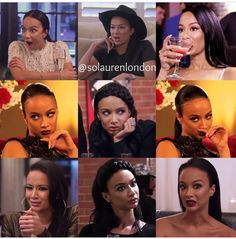 1000+ images about Daily Facial Expressions on Pinterest | Cookie lyon ... Draya Facial Expressions