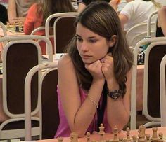 Vesna Rozic, Woman International Master from Slovenia http://www.chessbase.de/2005/hercegnovi/9/rozic.jpg