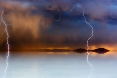 Electric Sunset Photo by Marcio Cabral — National Geographic Your Shot