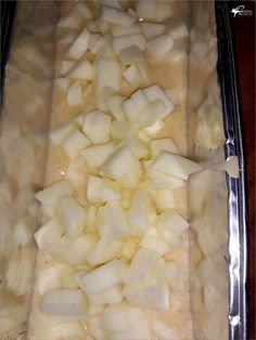 Polish Recipes, Pie Recipes, Cooking Recipes, Healthy Recipes, Sweets Cake, Apple Cake, Food Cakes, Yummy Cakes, Catering