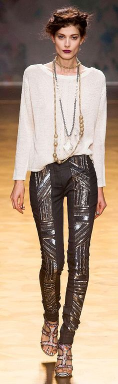 Spring 2014 RTW Nicole Miller Collection