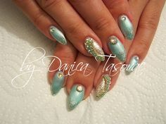 MilicaK:) by danicadanica from Nail Art Gallery