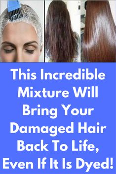 This Incredible Mixture Will Bring Your Damaged Hair Back To Life, Even If It Is Dyed! To rebuild and strengthen damaged hair, one should apply this twice a week. Suitable for all hair types also it is helpful in the fight against hair loss which means it also contributes to a hair growth rapidly. Preparation of mask: Take 1 teaspoon of warm milk and add 1 teaspoon of honey or sugar. Then, add 20 …